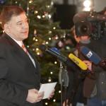 Erster Bürgermeister Christoph Ahlhaus