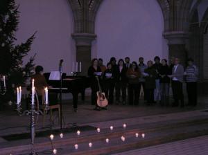 Chor Kulturkirche